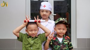 Children's Day - A Tribute To Our Frontline Workers During The Pandemic