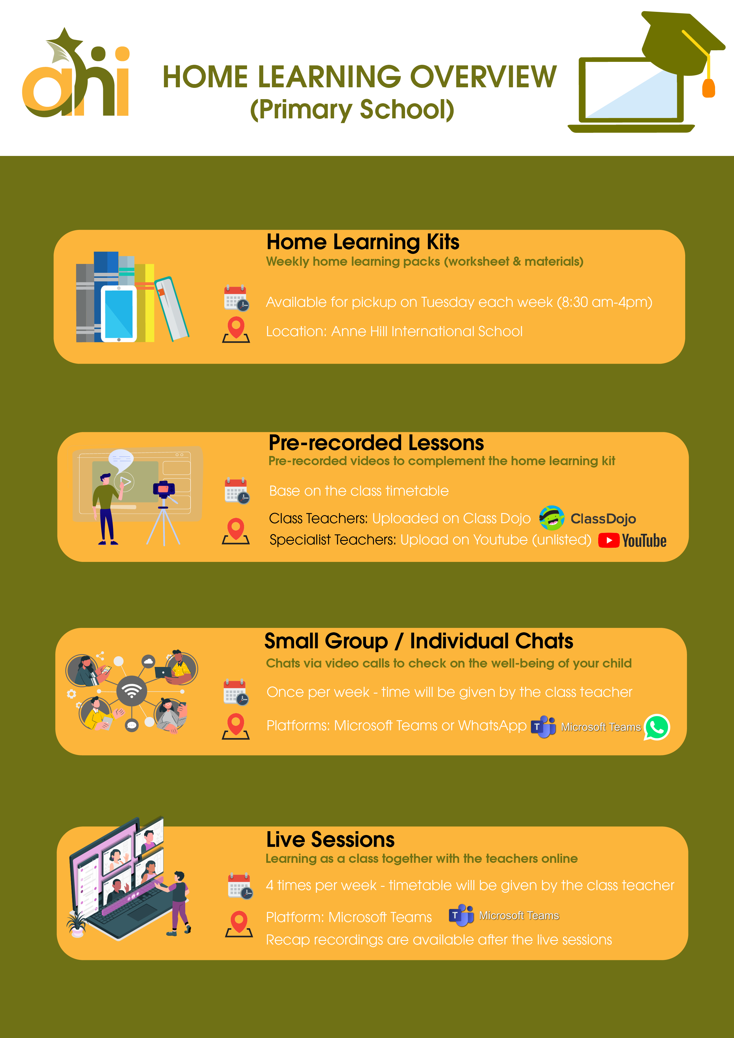 Revised AHI Home Learning [Recovered] 1-01